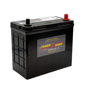 Power-Sonic PNS60LMF (Small Post) 12v 430cca Calcium Battery