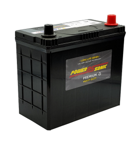 Power-Sonic PNS60LSMF 12v 45Ah 430cca Calcium Battery
