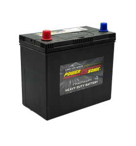 Power-Sonic PNS60RSMF 12v 45Ah 430cca Calcium Battery
