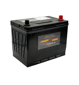 Power-Sonic PS95LEFB 12v 80Ah 720cca ISS ACTIVE / STOP-START EFB Battery