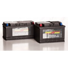 Power-Sonic P56318MF 12v 630cca Calcium (DIN66/DIN65L) Battery