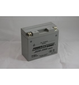 PT12B-4 Power Sonic 12v AGM Motorcycle Battery