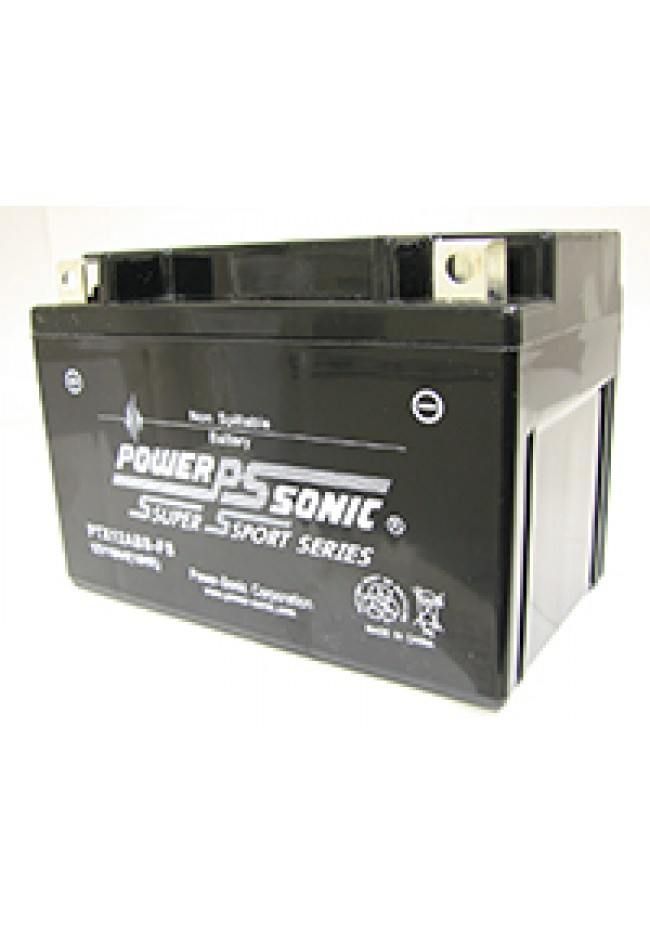 PTX12ABS-FS Power Sonic 12v AGM Motorcycle Battery