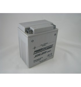 PTX14AHLBS-FS Power Sonic (YB14L-A2) 12v AGM Motorcycle Battery