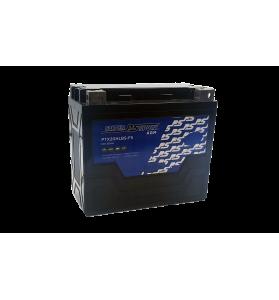 Power Sonic PTX20HLBS-FS 12v AGM (YTX20LBS) Motorcycle / Jet Ski Battery