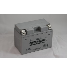 Power Sonic PTZ14S 12v AGM Motorcycle Battery
