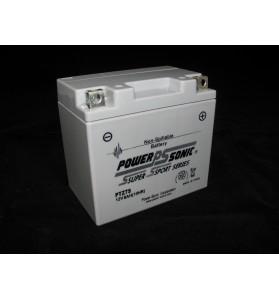 PTZ7S Power Sonic (YTZ7S) 12V AGM Motorcycle Battery
