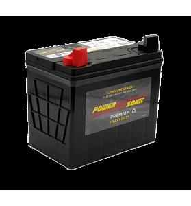 Power-Sonic PU1-60MF 12v 280cca Lawn Mower Battery