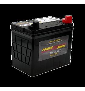 Power-Sonic PU1R-60MF 12v 280cca Lawn Mower Battery