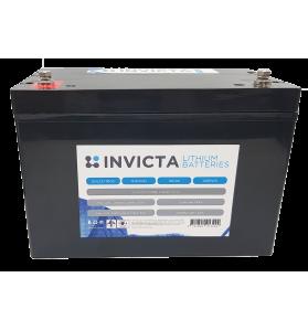 INVICTA SNL12V100S 12V 100AH Lithium Deep Cycle Battery
