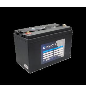 Invicta SNLH31H 12.8v 100Ah 1200cca Hybrid Starter (LiFePO4) Battery