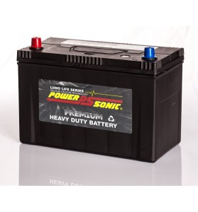 Power-Sonic PN70ZZMF 12v 90Ah 750cca Calcium 4WD Battery