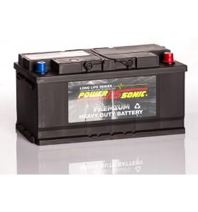 Power-Sonic P58515MF 12v 85Ah 750cca Calcium (DIN88) Battery