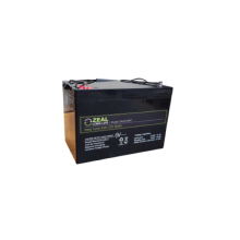 ZEAL SA12V125 12v 125Ah Deep Cycle AGM Battery