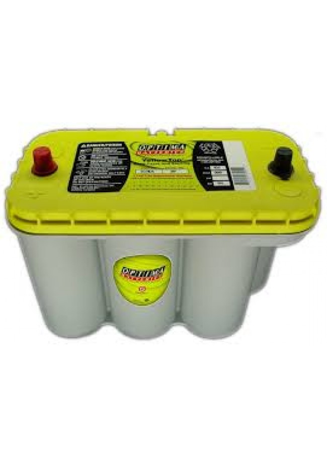 Optima YELLOW TOP® D31A 12v AGM Cranking Battery