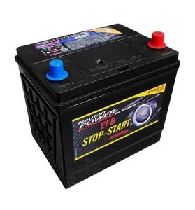 EFB55D23L 12v 600cca Neuton Power EFB STOP-START Battery