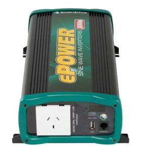 ePOWER Pure Sine Wave Inverter 1000watt / 12volt with Remote EN1110S