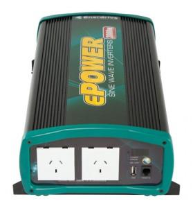 ePOWER Pure Sine Wave Inverter 2000watt / 12volt with Remote EN1120S