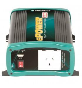 ePOWER 400watt Pure Sine Wave Inverter EN1104S