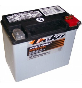 ETX16L Deka AGM Motorcycle Battery Made in USA