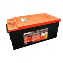 Odyssey® PC2700 12V 2700 PHCA 220 Ah Dry Cell Battery