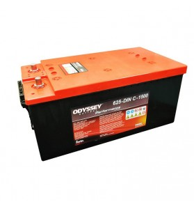Odyssey® PC2700 12V 2700 PHCA 220 Ah Dry Cell Battery