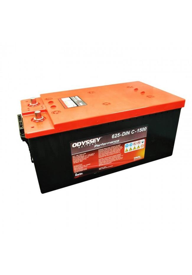 Odyssey® PC2700 12V 2700PHCA 220Ah Dry Cell Battery