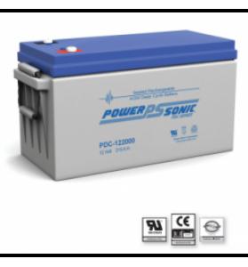 Power Sonic PDC122000 12v 215ah Deep Cycle AGM Battery